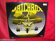 MATCHBOX  Riders in the sky LP ITALY 1976 EX+ Rockabilly