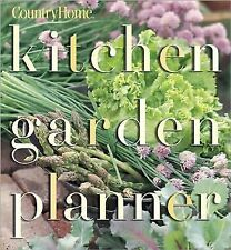 Kitchen Garden Planner (Country Home)-ExLibrary