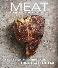 Meat: Everything You Need to Know, Carreño, Carolynn, LaFrieda, Pat