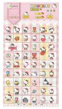 Daisyland stickers - Hello Kitty (1 sheet)