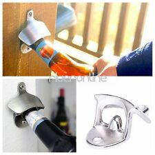 1pc Wall Mounted Bar Club Wine Beer Glass Bottle Coke Cap Opener Kitchen Tool