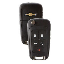 New Remote Start Key Fob for Chevrolet Cruze and Sonic 5-button