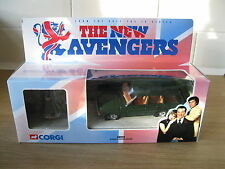 Corgi 57604 The New Avengers Steed`s Range Rover Set mint condition
