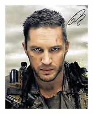 TOM HARDY AUTOGRAPHED SIGNED A4 PP POSTER PHOTO 5