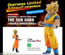 Dragon Ball Z - Son Goku SSJ - Master Stars Piece - Manga Dimensions (Banpresto)