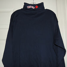 MLB Boston Red Sox Turtleneck Jersey Shirt New Mens X-LARGE
