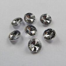 free ship 2500pcs acryl crystal Flatback Beads 8mm no hole