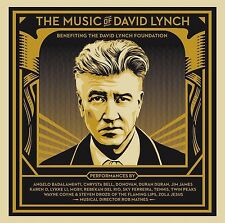 Music Of David Lynch VARIOUS ARTISTS Limited Edition GATEFOLD New Vinyl 2 LP