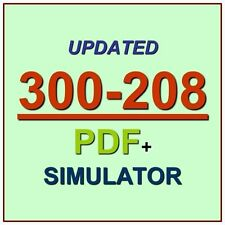 CCNP Security Cisco Secure Access Solutions SISAS Test 300-208 Exam QA+Simulator