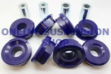 Suits BMW E46 SUPER PRO Rear Subframe Mount Bush Kit SUPERPRO