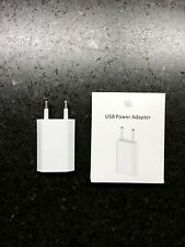 EU Plug USB AC Power Charger Wall Adapter For iphone 7 Plus 6 6s SE 5 5S 5C 4S