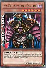 Ha Des Sovrano Oscuro ☻ Comune ☻ BP01 IT122 ☻ YUGIOH ANDYCARDS