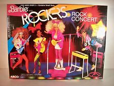NIB BARBIE DOLL DOLLS ROCKERS 1986 ROCKERS CONCERT SALE!! BARBIES