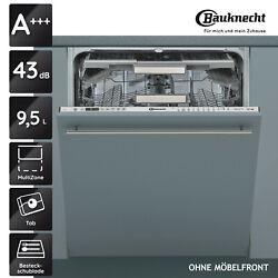 Bauknecht BIO 3T333 DELM Geschirrspüler Eingebaut 60cm Edelstahl-Effekt Neu