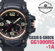 Casio G-Shock Master of G Mudmaster Series Watch GG1000RG-1A