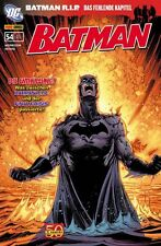 BATMAN 3. Serie # 54 - R.I.P. - PANINI COMICS 2011 - TOP
