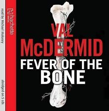 FEVER OF THE BONE by VAL McDERMID 5 CD'S AUDIO BOOK FREE POSTAGE