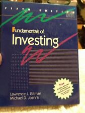 Fundamentals of Investing (CD-ROM) by Gitman (1997, Hardcover)