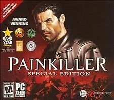 PAINKILLER SPECIAL EDITION - Pain Killer Horror Shooter Mature PC Game NEW!