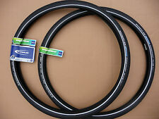 Pair Schwalbe 27.5  650b Marathon Plus Puncture Proof Tyres Bike Bicycle 40-584