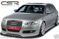 SPOILER FRONT AUDI A6,4F YEAR 2004-2008, NO MODELS S-LINE O RS