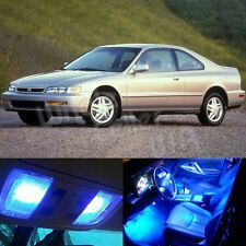 Ultra Blue LED Interior Package Kit for 1994-1997 Honda Accord Coupe