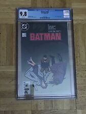 Batman #404 CGC 9.8 NM+/M White Pages - Year One - Frank Miller - 1987