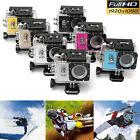 SJ4000 12MP Waterproof Helmet Sports DV Action 1080P Car Cam Camera Camcorder