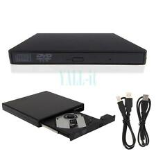 USB 2.0 External DVD ROM Player Reader Combo CD±RW Burner Drive For Laptop PC HK