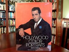 CLASSIC Hollywood COLOR Portraits, by John Cobal w/80+ STAR colour pictures!