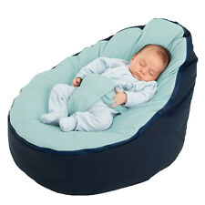 Baby Kids Bean Bag Children Sofa Chair Cover Soft Snuggle Bed Without Filling