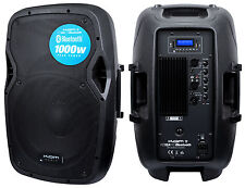 Kam rz12a v3 Bluetooth 1000w altoparlante attivo USB DJ Discoteca