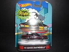 Hot Wheels Batmobile 1966 TV Series 1/64