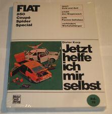Reparaturanleitung Fiat 850 / Spider / Coupe / Special, Baujahre 1964 - 1973