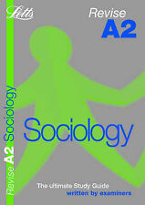 Letts Educational Revise A2 Sociology (Revise A2 Study Guide) Book