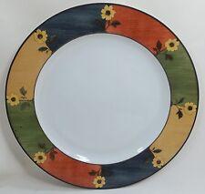 Oneida Serving Platter SAKURA Henny & Penny Warren Kimble White Multicolored