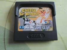 CHEESE CAT ASTROPHE STARRING SPEEDY GONZALES ( GAME GEAR )