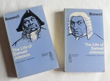 The Life of Samuel Johnson by Boswell – 1973 – 2 volumes