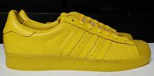 Adidas Orginials Superstar Size 11.5 Adicolor Yellow Mens Shelltoe Shoe s80328