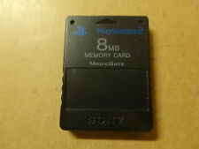 PS2 MEMORY CARD / 8 MB MEMORY CARD MAGIC GATE (PLAYSTATION 2)