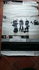U2 -All That You Can´t Leave Behind- Record Release  XXL Poster !!!