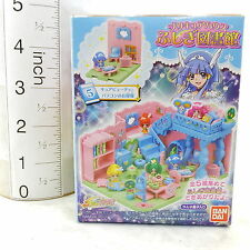 UT Bandai Smile Precure House Wonder library 5. Cure Beauty & PC room Figure