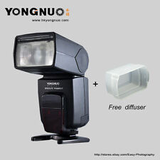 YONGNUO YN-568EX II  Flash Speedlite for Canon 700D 650D 600D 550D