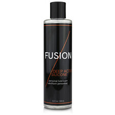 Fusion Deep Action Silicone Personal Lubricant Sex Lube 8.4oz