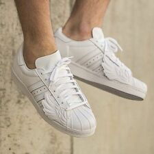 Adidas Jeremy Scott Superstar Wings White B26282 New Size 10.5 UK 10