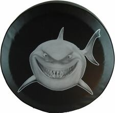 "SpareCover® ABC Series - Great White Shark 28"" Tire Cover for Rav4"