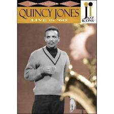 Live In '60 von Quincy Jones (2006), Neu OVP, DVD