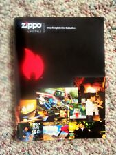 ZIPPO LIGHTER CATALOG! ELVIS AC/DC PLAYBOY USMC THE BEATLES. FREE USA SHIPPING.