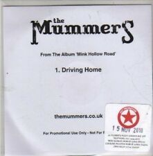 (CB714) The Mummers, Driving Home - 2010 DJ CD