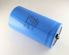 New Sprague 3200uF 350V 36D Series Large Can Screw Terminal Capacitors 3.2KuF